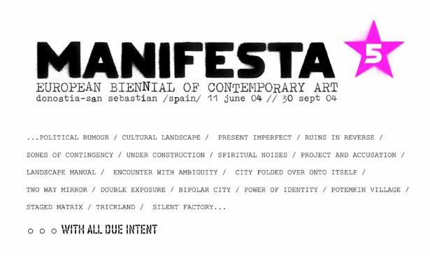 European Biennial of Contemporary Art