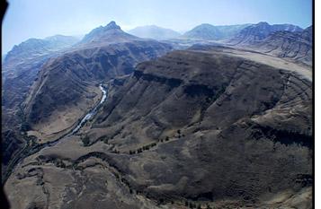 Snake River: Charles Gaines and Edgar Arceneaux