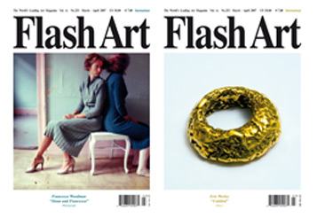 Announcing Flash Art International No.253