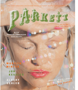 PARKETT vol. 79 out now