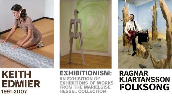 October exhibitions