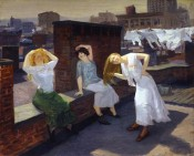 Coming of Age. American Art, 1850's to 1950's