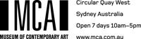 The Museum of Contemporary Art Sydney