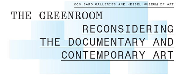 CCS Bard The Greenroom, opening Sept. 27-28