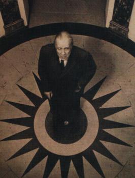 Structure en abime. Borges & Aleph