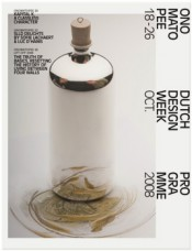 Program during the Dutch Design Week