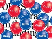 OURS: Democracy in the Age of Branding