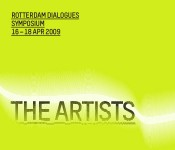 Rotterdam Dialogues: the Artists