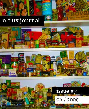 e-flux journal - issue #7