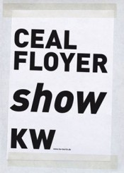 Ceal Floyer and Sarah Ortmeyer