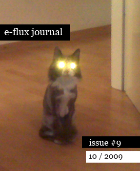 e-flux journal issue #9