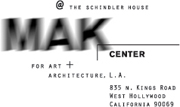 MAK Center for Art and Architecture