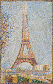 Georges Seurat. Figure in Space