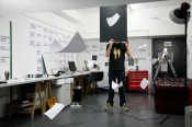 Production Site: The Artist's Studio Inside-Out
