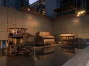 Major public art installation by Ken Lum