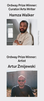 Ordway Prize Winners Announced
