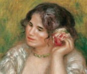 Renoir exhibition on view