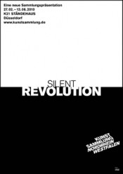 Silent Revolution – A new presentation  of the permanent collection
