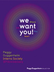The Peggy Guggenheim Interns Society
