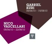 Gabriel Kuri and Nico Vascellari