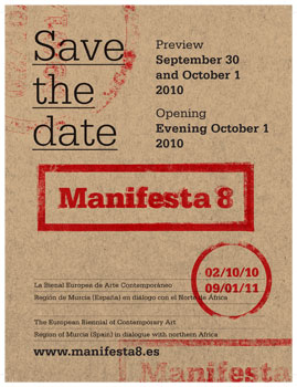 Manifesta 8 announces projects and venues in the region of Murcia