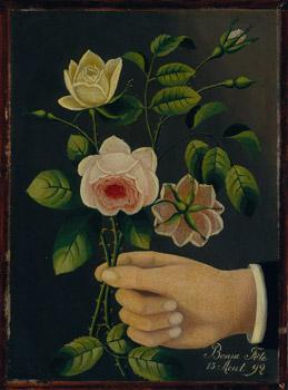 Henri Rousseau: Paint + Process