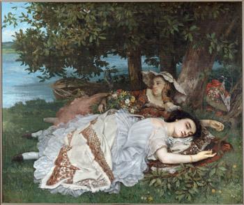 Courbet: A Dream of Modern Art