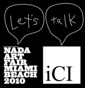 Let's talk: Curator-led tours at the NADA Art Fair Miami Beach