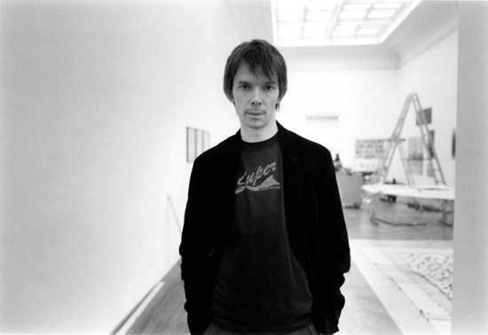 Adam Szymczyk named 2011 Recipient of the Walter Hopps Award for Curatorial Achievement