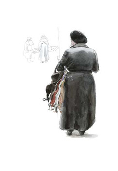 Olga Chernysheva: In the Middle of Things