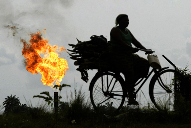 Opens with George Osodi's Oil Rich Niger Delta