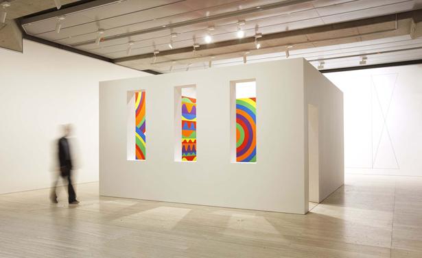 Modern Art Classroom : New floor for contemporary art announcements e flux