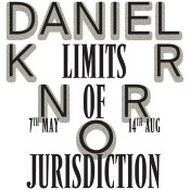Daniel Knorr - Limits of Jurisdiction