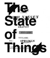 'The State of Things' at 54th Venice Biennale