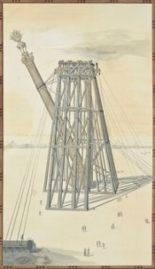 Pablo Bronstein's Sketches for Regency Living
