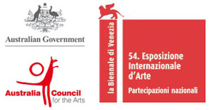 Australian Pavilion at the 54th Venice Biennale