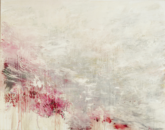 Twombly and Poussin: Arcadian Painters