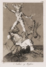 Cryptic: The Use of Allegory in Contemporary Art with a Master Class from Goya