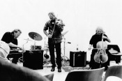 BST: Klaus Theweleit and band
