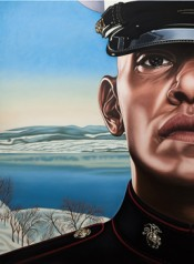 Richard Phillips - Adolf Dietrich. Painting and Misappropriation