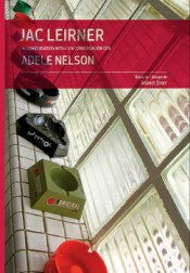 Jac Leirner in conversation with Adele Nelson, the third title in the Conversaciones/ Conversations series