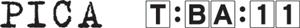 TBA:11 Time-Based Art Festival