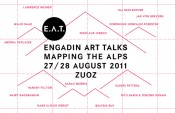 E.A.T. 2011: Mapping the Alps