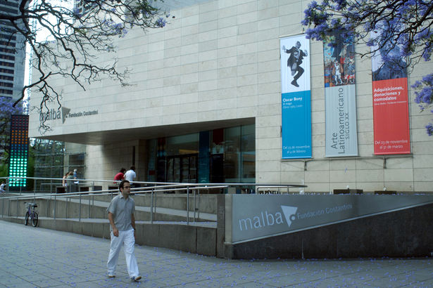 Malba celebrates its 10 year anniversary