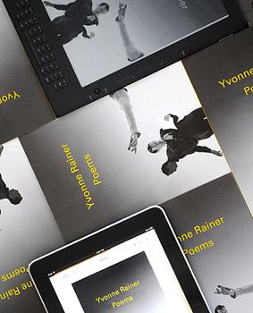 Yvonne Rainer's Poems