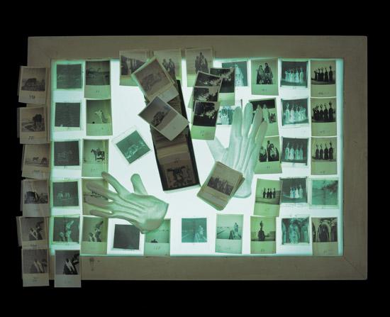 Oslo Contemporary Art Exhibition 2011: Akram Zaatari. Composition for Two Wings