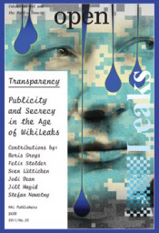 New issue of Open. Cahier on Art and the Public Domain, no. 22 on Transparency