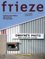 Issue 3 out now: The Ends of Photography