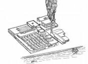 Christoph Franz/ Michael Meier: Sketch of Rote Fabrik, Zurich.