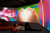 Pipilotti Rist's Eyeball Massage